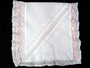 "<img src=""https://p11.secure.hostingprod.com/@grammies-attic.com/ssl/images/blue-sold-1.gif""> Heirloom 1930s Lacy White Batiste Pillowcase with Pink Ribbons"