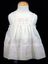 "<img src=""https://p11.secure.hostingprod.com/@grammies-attic.com/ssl/images/blue-sold-1.gif""> Heirloom 1940s Pink & White Embroidered Batiste Pinafore"