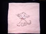 "<img src=""https://p11.secure.hostingprod.com/@grammies-attic.com/ssl/images/blue-sold-1.gif""> Heirloom Peach Linen Crib Sheet with Puppy Embroidery"