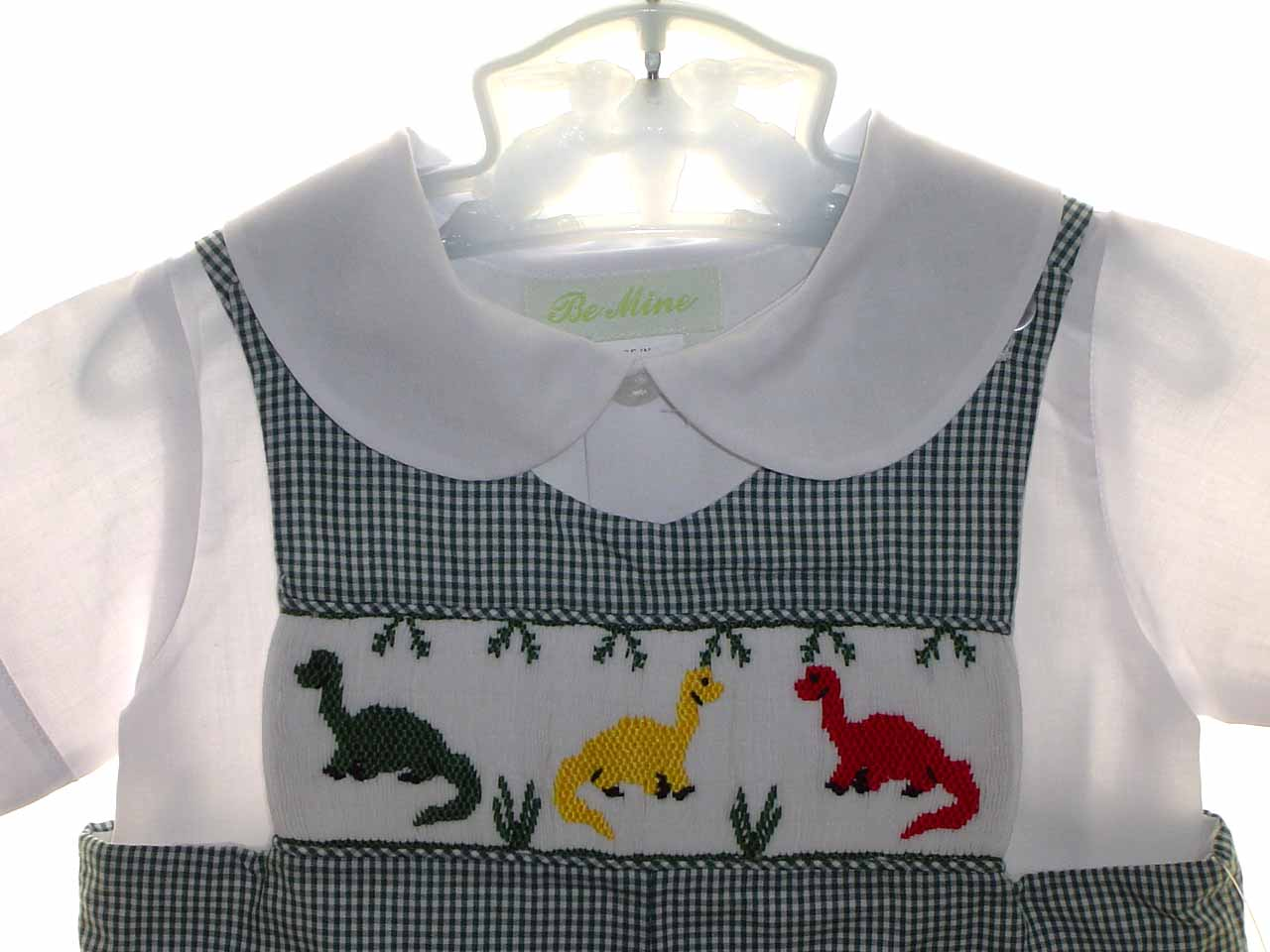 Be Mine Smocked Shortall Set Smocked Boys Outfit Smocked