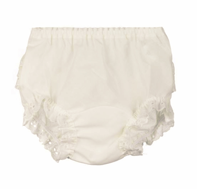 Classic Bloomers Baby Girl Ruffle Panty Diaper Covers