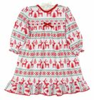 NEW Fair Isle Print Nightgown for Babies, Toddlers, and Little Girls