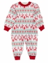NEW Fair Isle Print Pajamas for Babies, Toddlers, and Little Boys