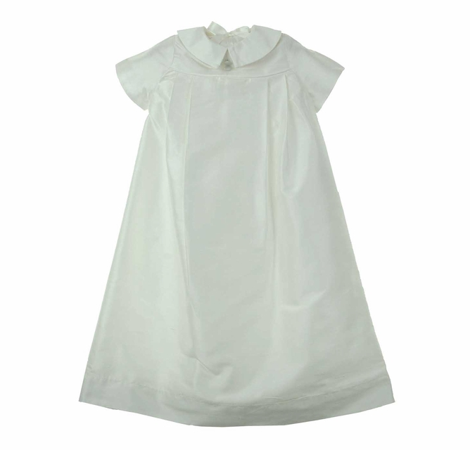 Swea Pea /& Lilli Baby-Girls Silk Heirloom Family Gown With Two Hats
