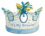 NEW Happy Birthday Crown for Boys