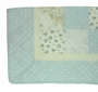 "<img src=""https://p11.secure.hostingprod.com/@grammies-attic.com/ssl/images/blue-sold-1.gif""> NEW Heirloom Style Blue Patchwork Print Quilt"