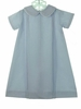 NEW Lullaby Set Blue Windowpane Checked Daygown