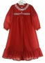 NEW Red Nylon Peignoir Set for Toddlers, Little Girls, and Big Girls