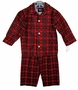 "<img src=""https://p11.secure.hostingprod.com/@grammies-attic.com/ssl/images/blue-sold-1.gif""> NEW Red Plaid Pajamas for Toddler and Little Boys"
