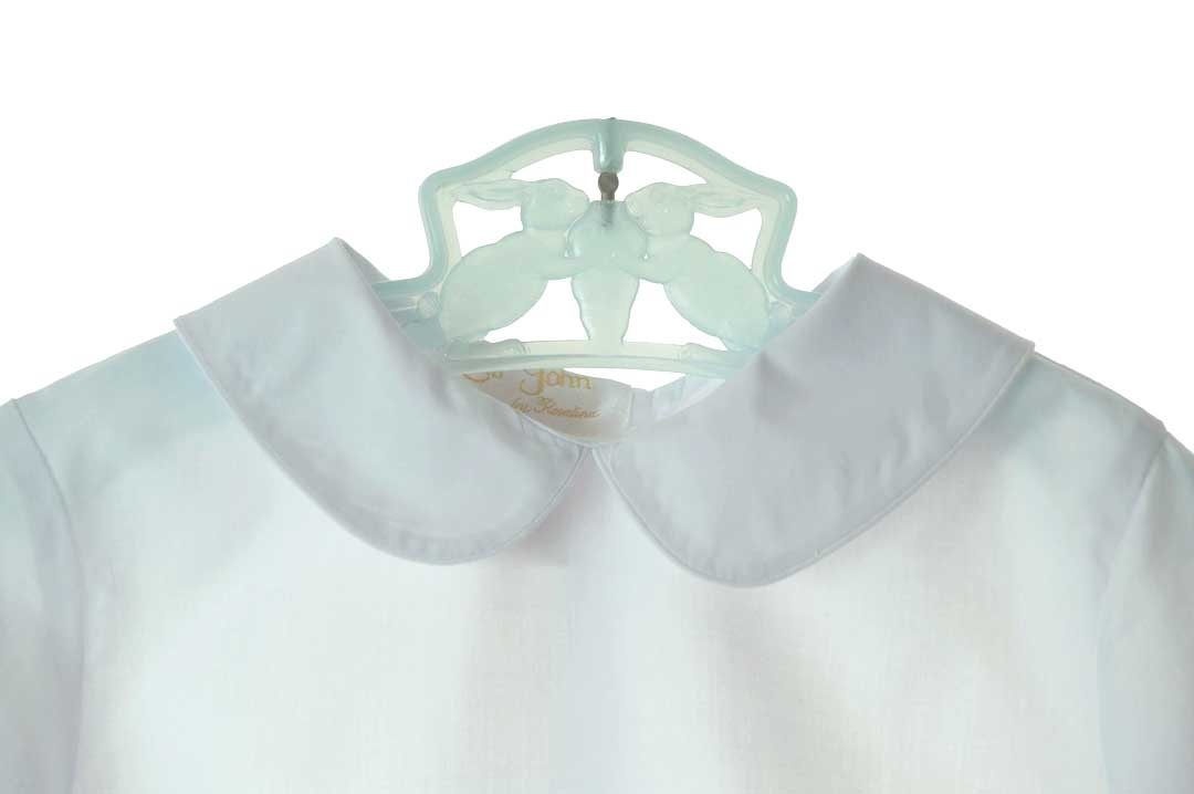 New Rosalina Boys White Shirt With Long Sleeves For Baby