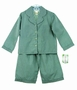 NEW Rosalina Green Checked Pajamas
