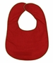 NEW Rosalina Red Bib with Green Piping