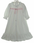 NEW Rosebud Print Robe for Toddlers and Little Girls