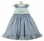 """<img src=""""https://p11.secure.hostingprod.com/@grammies-attic.com/ssl/images/blue-sold-1.gif""""> NEW Sarah Louise Red White and Blue Sundress with Sailboat Embroidery"""