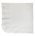 "<img src=""https://p11.secure.hostingprod.com/@grammies-attic.com/ssl/images/blue-sold-1.gif""> NEW Sarah Louise White Delicate Knit Blanket with Openwork Design"