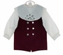 "<img src=""https://p11.secure.hostingprod.com/@grammies-attic.com/ssl/images/blue-sold-1.gif"">  Victorian Heirlooms Burgundy Velvet Shortall with Battenburg Lace Trimmed Collar"