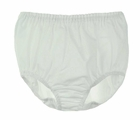 NEW White Diaper Cover for Baby Boys or Baby Girls