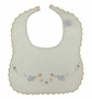 "<img src=""https://p11.secure.hostingprod.com/@grammies-attic.com/ssl/images/blue-sold-1.gif"">  NEW Will'Beth Bib with Bluebird Embroidery and Yellow Scalloped Edges"