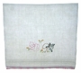 "<img src=""https://p11.secure.hostingprod.com/@grammies-attic.com/ssl/images/blue-sold-1.gif""> Vintage 1920s Baby Towel with Baby and Frog Embroidery"