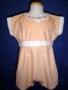"<img src=""https://p11.secure.hostingprod.com/@grammies-attic.com/ssl/images/blue-sold-1.gif""> Vintage 1930s Apricot Romper with Embroidered Collar"