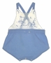 "<img src=""https://p11.secure.hostingprod.com/@grammies-attic.com/ssl/images/blue-sold-1.gif""> Vintage 1930s Blue and White Embroidered Sunsuit"