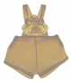 "<img src=""https://p11.secure.hostingprod.com/@grammies-attic.com/ssl/images/blue-sold-1.gif""> Vintage 1930s Yellow Sunsuit with Embroidered Elephant"