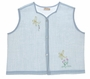 "<img src=""https://p11.secure.hostingprod.com/@grammies-attic.com/ssl/images/blue-sold-1.gif""> Vintage 1940s-Blue-Diaper-Shirt with Embroidered Pink and Yellow Flowers"