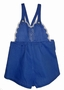 "<img src=""https://p11.secure.hostingprod.com/@grammies-attic.com/ssl/images/blue-sold-1.gif""> Vintage 1940s Blue Sunsuit with White Fagoted Trim"