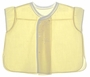 "<img src=""https://p11.secure.hostingprod.com/@grammies-attic.com/ssl/images/blue-sold-1.gif""> Vintage 1950s Yellow Diaper Shirt with Fagoted Trim and Embroidered Vintage Toys"