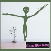 Alien Aliens Ufo Vinyl Wall Decal - Wall Sticker - Car Sticker Alienst027 SWD