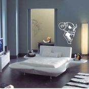 Demons Skulls Vinyl Wall Decal - Wall Mural - Vinyl Stickers SWD
