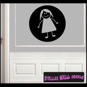 Dolls Toy Labels Vinyl Wall Decal Sticker Mural Quotes Words LB006dolls SWD