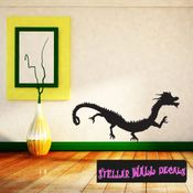 East DRAGON DRAGONS Vinyl Wall Decal - Wall Mural - Car Sticker DragonEastST0013 SWD
