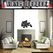 Grapes border wall picture frame Modern Wall Art Vinyl Wall Decal Sticker Mural Quotes Words ART05C2 SWD