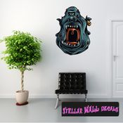 Mythical Creature Giant Wall Decal - Wall Fabric - Repositionable Decal - Vinyl Car Sticker - usc063