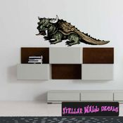 Mythical Creature Wall Decal - Wall Fabric - Repositionable Decal - Vinyl Car Sticker - usc049