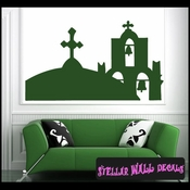 Scenery random  Vinyl Wall Decal - Wall Mural - Vinyl Stickers SWD