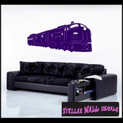 Trains NS002 Wall Decal - Wall Sticker - Wall Mural SWD