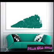 Trains NS004 Wall Decal - Wall Sticker - Wall Mural SWD