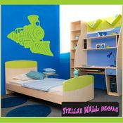 Trains NS005 Wall Decal - Wall Sticker - Wall Mural SWD