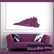 Trains NS007 Wall Decal - Wall Sticker - Wall Mural SWD