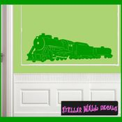 Trains NS009 Wall Decal - Wall Sticker - Wall Mural SWD