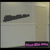 Trains NS011 Wall Decal - Wall Sticker - Wall Mural SWD
