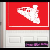Trains NS012 Wall Decal - Wall Sticker - Wall Mural SWD