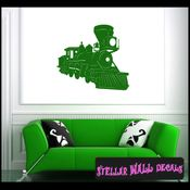 Trains NS013 Wall Decal - Wall Sticker - Wall Mural SWD