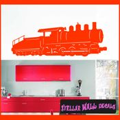 Trains NS014 Wall Decal - Wall Sticker - Wall Mural SWD