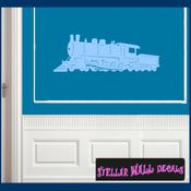Trains NS015 Wall Decal - Wall Sticker - Wall Mural SWD