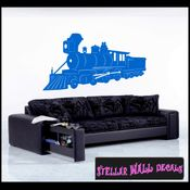 Trains NS017 Wall Decal - Wall Sticker - Wall Mural SWD