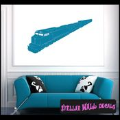 Trains NS019 Wall Decal - Wall Sticker - Wall Mural SWD