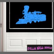 Trains NS021 Wall Decal - Wall Sticker - Wall Mural SWD